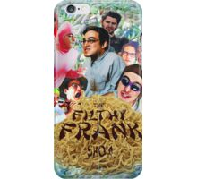 Filthy Frank - King of Filth (Distressed) iPhone Case/Skin