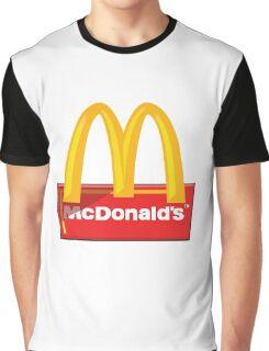 McDonald's Logo Graphic T-Shirt
