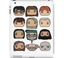 Harry Potter Character Doodle iPad Case/Skin