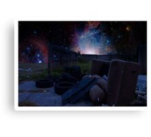 Starlit Sofa  Canvas Print