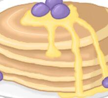 Pancake Sticker Sticker