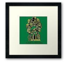 Zelda - Game of Thrones Framed Print