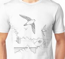 Soaring High Color Project.  Unisex T-Shirt