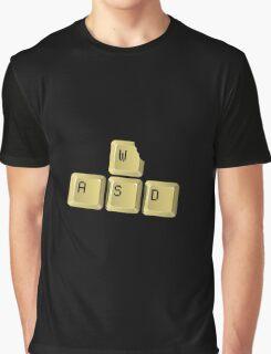 TEK BITES WASD Graphic T-Shirt