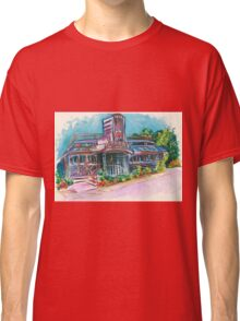 Cool Vintage/Retro Diner  Classic T-Shirt