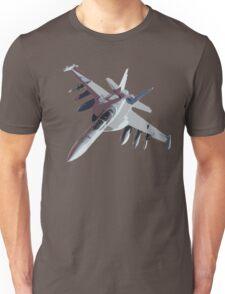 F-18 Fighter Jet Unisex T-Shirt