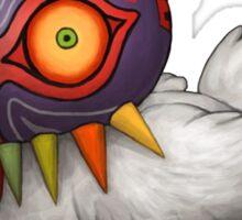 Zelda - Kentucky Majoras chicken Sticker
