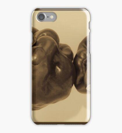 Mr & Mrs Pepper iPhone Case/Skin