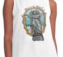 Sing to the Queen City Contrast Tank
