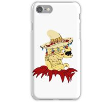 Mr Pickles Mexican Alien iPhone Case/Skin