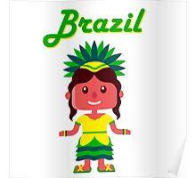 Brazil Poster