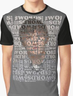 wordswordswords 3 Graphic T-Shirt