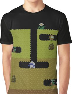 Dig Dug  Graphic T-Shirt