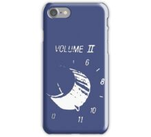 Volume 11 iPhone Case/Skin