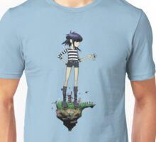 Gorillaz - Noodle Phase 2 Windmill Unisex T-Shirt