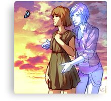 Art of Life Is Strange -  Videogame Canvas Print