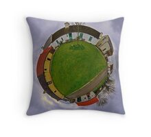 Hanna's Close, County Down (Sky Out) Throw Pillow