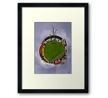Hanna's Close, County Down (Sky Out) Framed Print