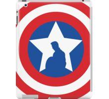 Cap's Shield iPad Case/Skin