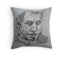 Older  Throw Pillow