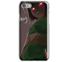 Art of Undertale Videogame iPhone Case/Skin