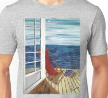 A Good Place for Books Unisex T-Shirt