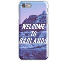 Badlands Halsey iPhone Case/Skin
