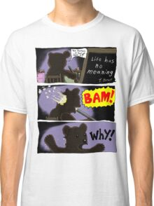 Suicide of T. Bear Classic T-Shirt