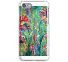 Life Springing up iPhone Case/Skin
