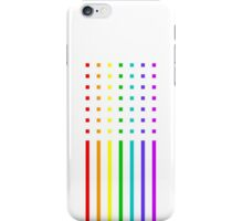 Graphic Rainbow iPhone Case/Skin