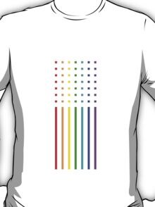 Graphic Rainbow T-Shirt