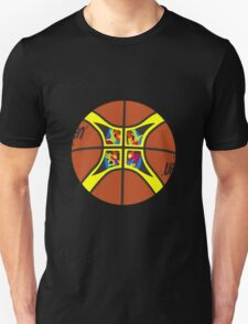 FIBA official basketball, without text T-Shirt