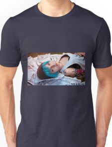 cute girl Unisex T-Shirt