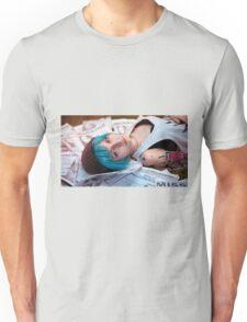 cute girl Unisex T-Shirt