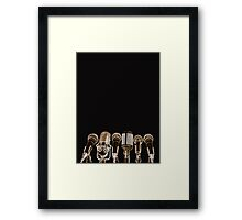 King of Comedy Framed Print