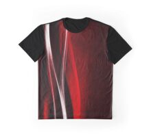 Red Velvet Wave Graphic T-Shirt