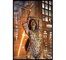 Cyberpunk Painting 079 Photographic Print