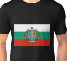 BULGARIA-COAT OF ARMS 1948-68 Unisex T-Shirt