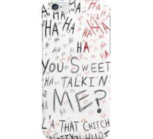 Joker Suicide Squad iPhone Case/Skin