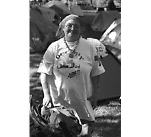 Occupy Protest Photographic Print