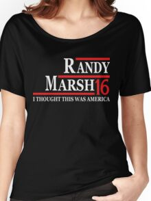 Randy Marsh 2016 T-shirts & Hoodies Women's Relaxed Fit T-Shirt