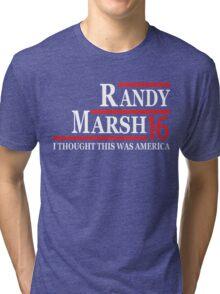 Randy Marsh 2016 T-shirts & Hoodies Tri-blend T-Shirt