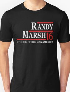 Randy Marsh 2016 T-shirts & Hoodies Unisex T-Shirt