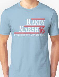 Randy Marsh 2016 T-shirts & Hoodies Unisex T-Shirt