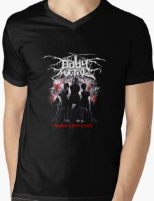 babymetal welcome the mosh pit of chaos esteh Mens V-Neck T-Shirt