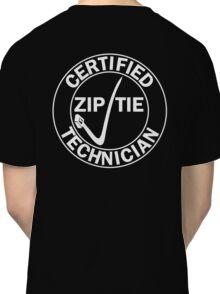 Drifter - Certified zip tie technician Classic T-Shirt