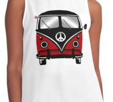 Hippie Van Contrast Tank