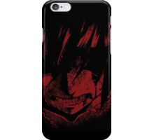 Angry Gray iPhone Case/Skin