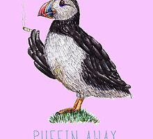 Puffin Away by Imogen Ridley