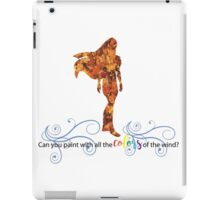 Pocahontas Colors of the Wind iPad Case/Skin